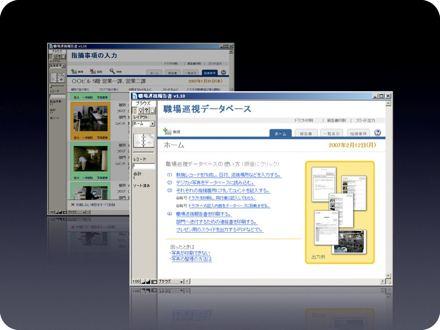 職場巡視データベース
